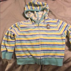 Gymboree zip sweatshirt